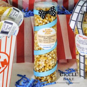 "GiggleBake ""Movie Night"" - Just Poppin' Gourmet Mushroom Popcorn"