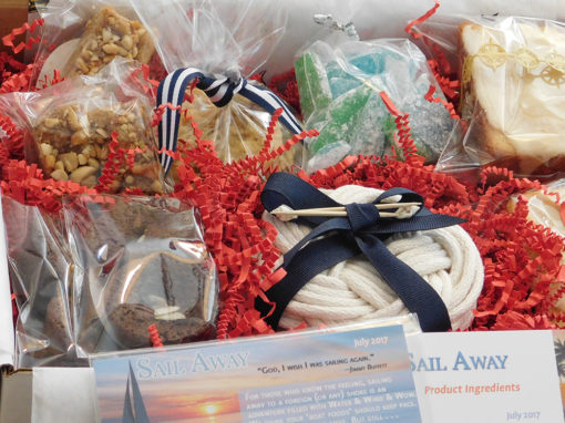 Sail Away Box
