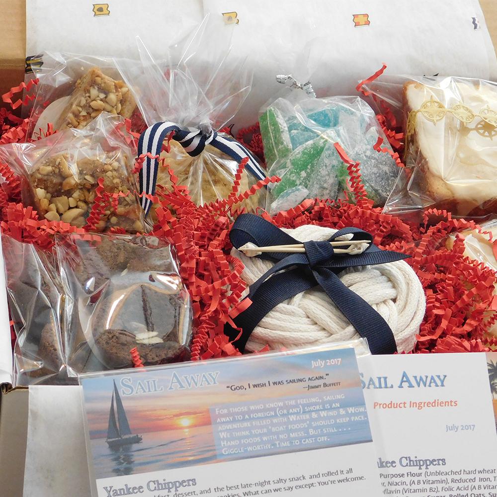 Sail Away Box